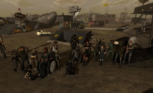 The Wastelands
